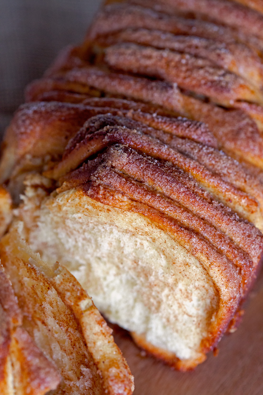 Brown Butter Cinnamon Pull Apart Bread [OS][436x655] by ...