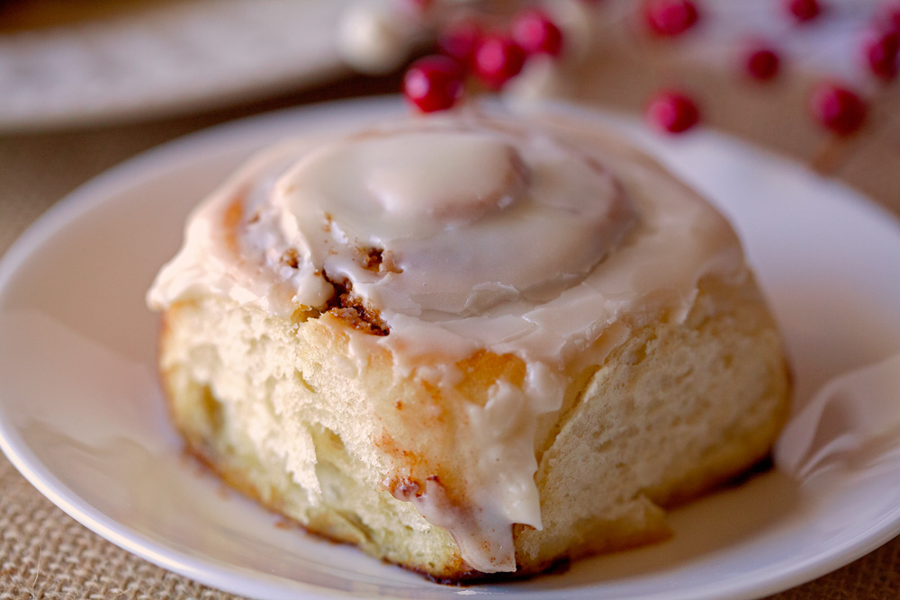 Christmas Morning Cinnamon Rolls!