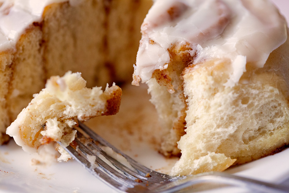 Fluffy, Flaky, and Mouthwatering Cinnamon Rolls!