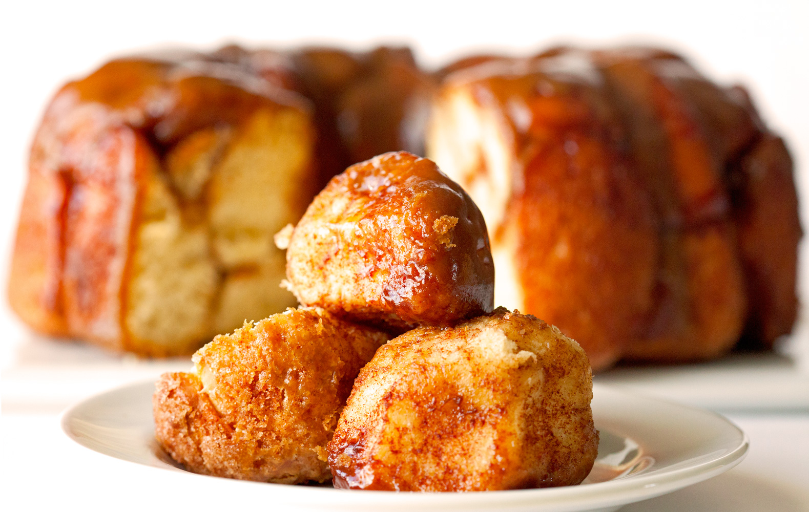 Monkey Bread by Deliciously Yum!