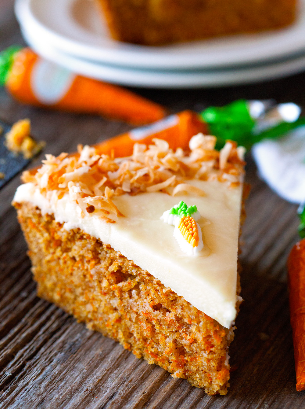 Moist Carrot Wedding Cake Recipe