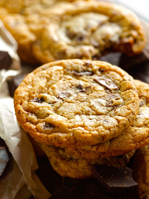 Chocoholic Chocolate Chunk Cookies