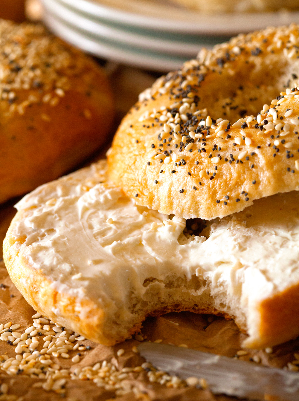 homemade-2-hour-bagels