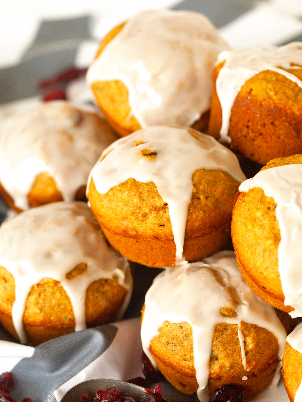 maple-glazed-poppy-cranberrry-pumpkin-muffins