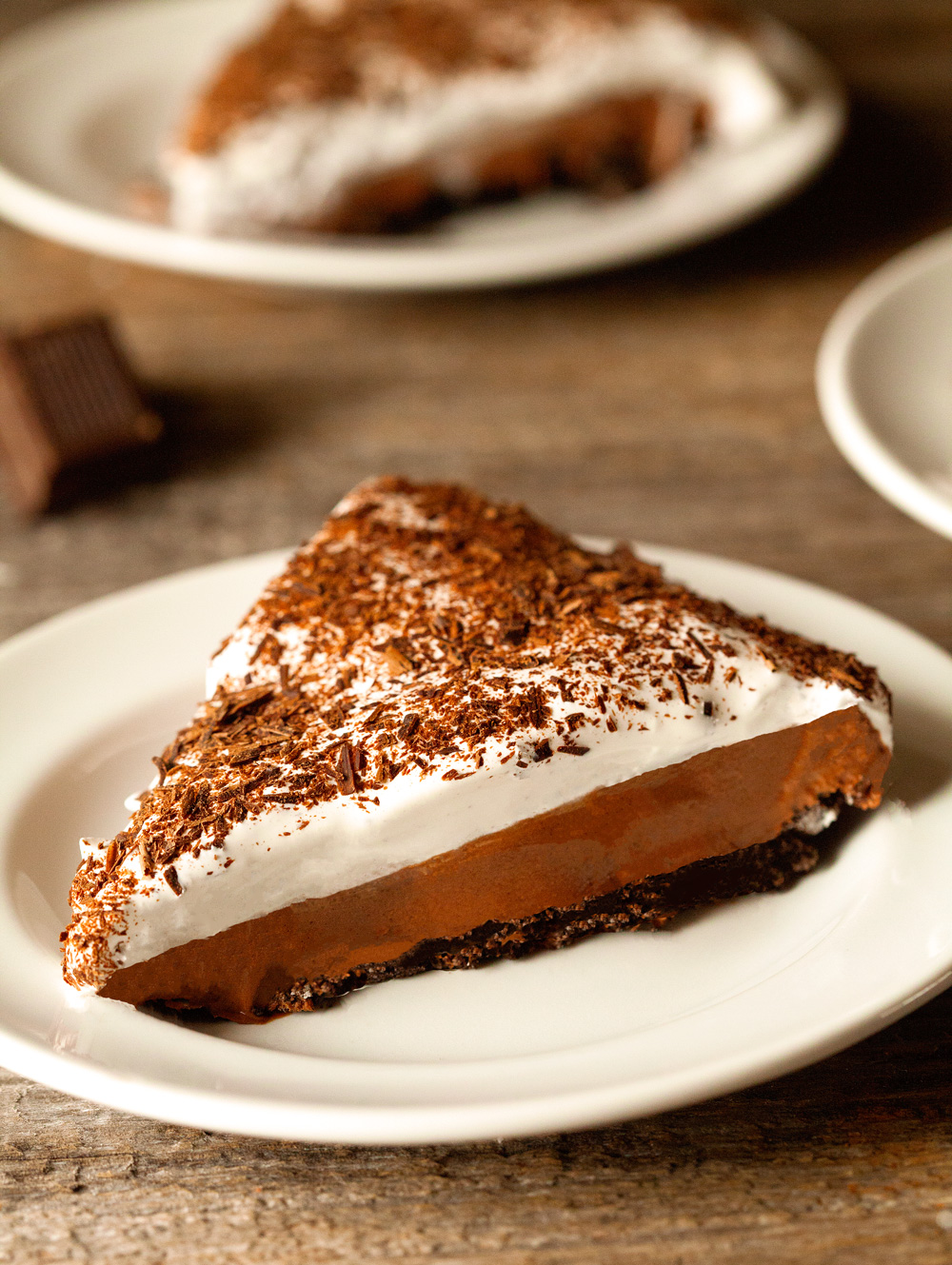 The Easiest French Silk Pie of Life