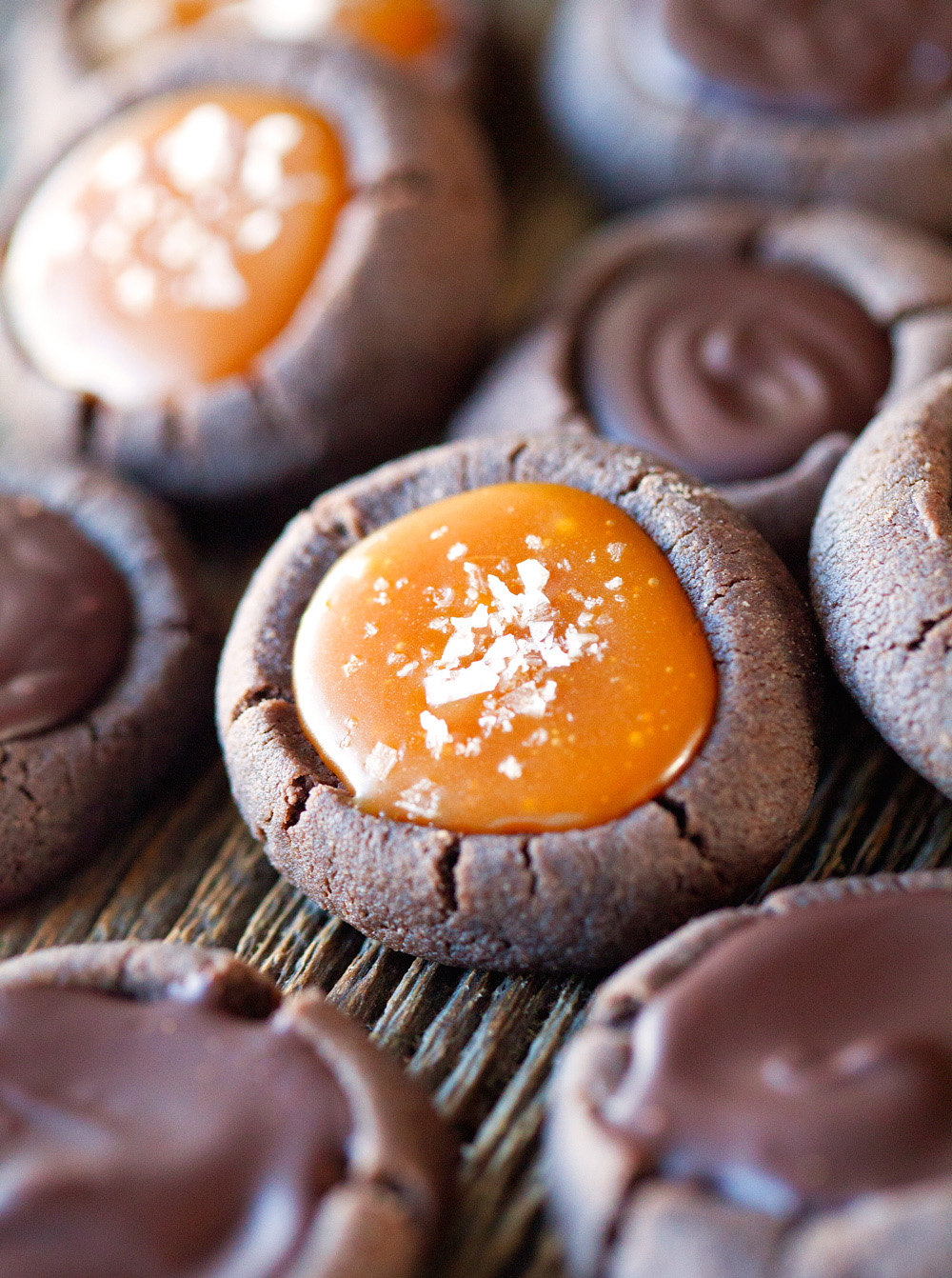 salted-caramel-and-chocolate-filled-thumbprints