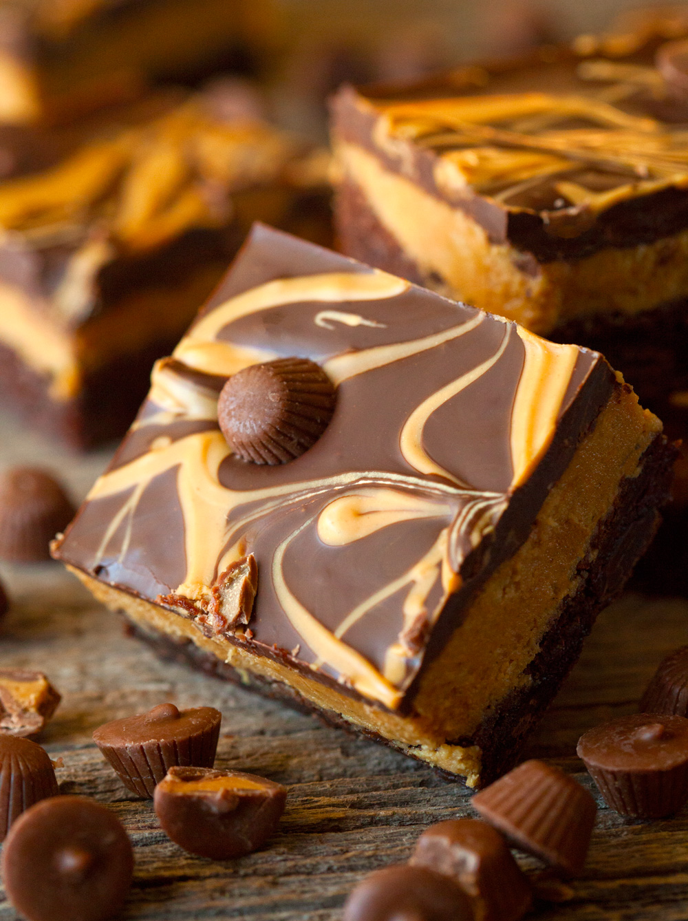 THE-chocolate-peanut-butter-brownie-bars