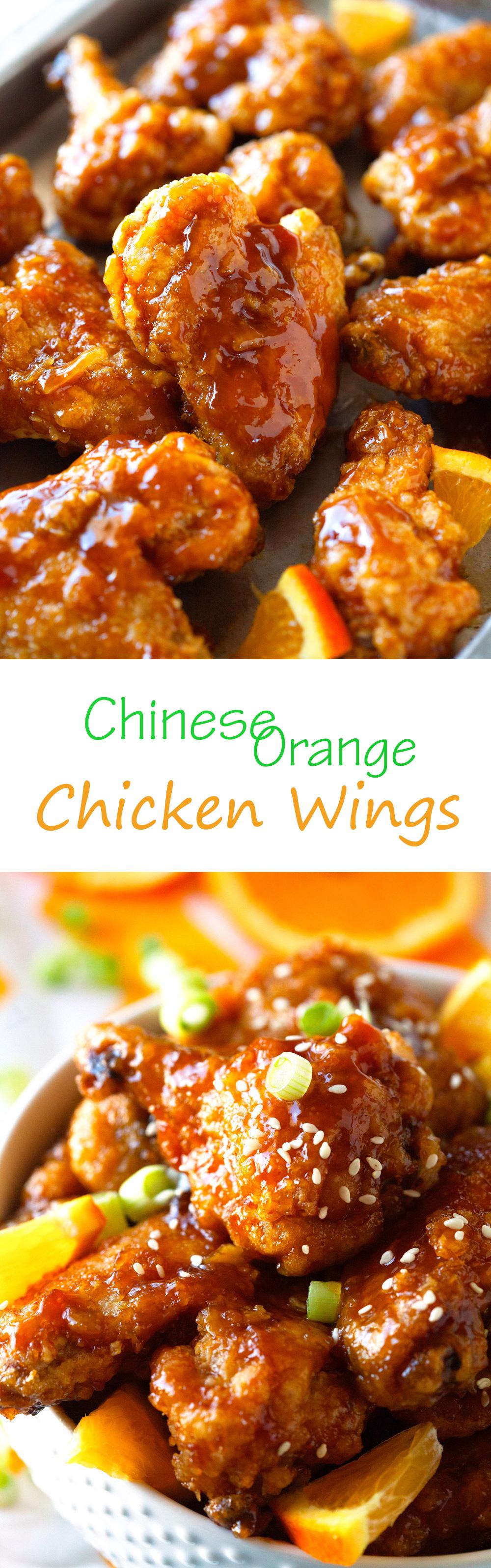 Chinese orange chicken wings forumfinder Choice Image