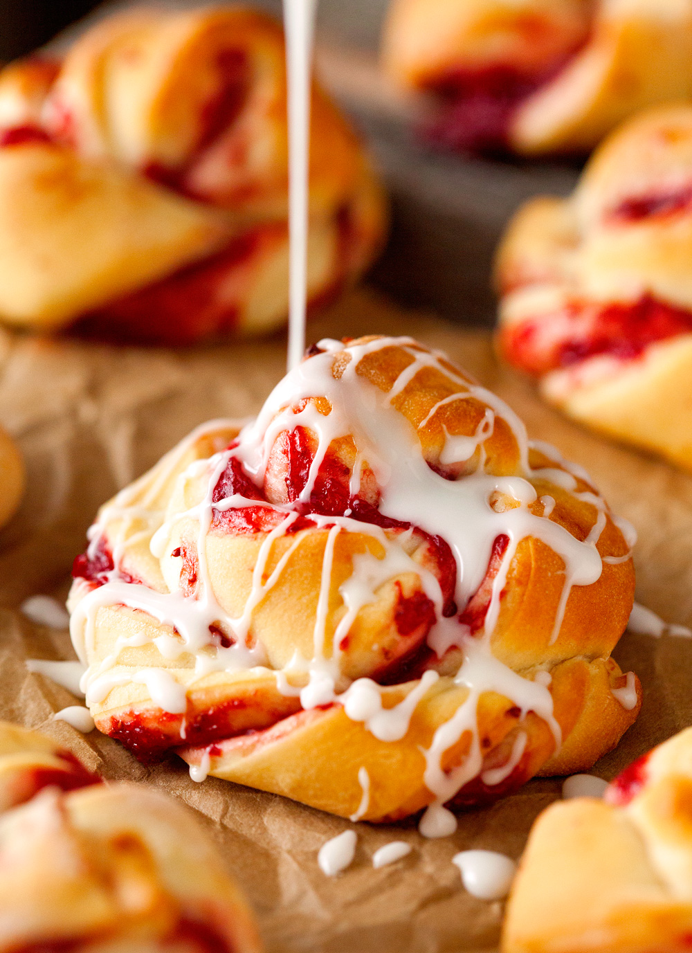 strawberry-twists