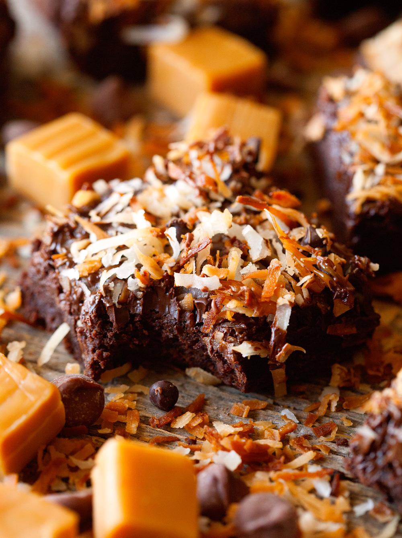samoa-brownies
