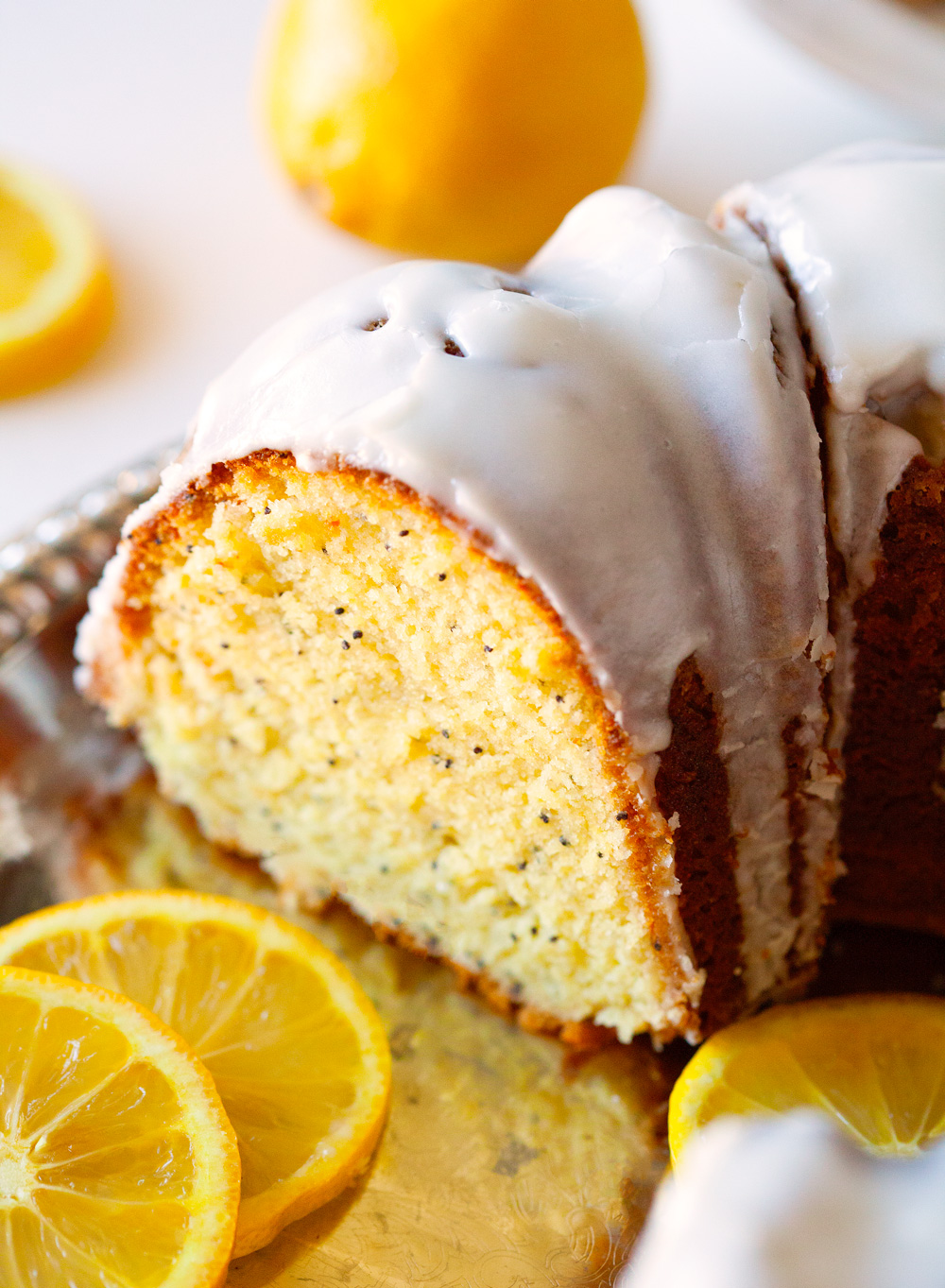 Betty Crocker Lemon Poppy Seed Bundt Cake