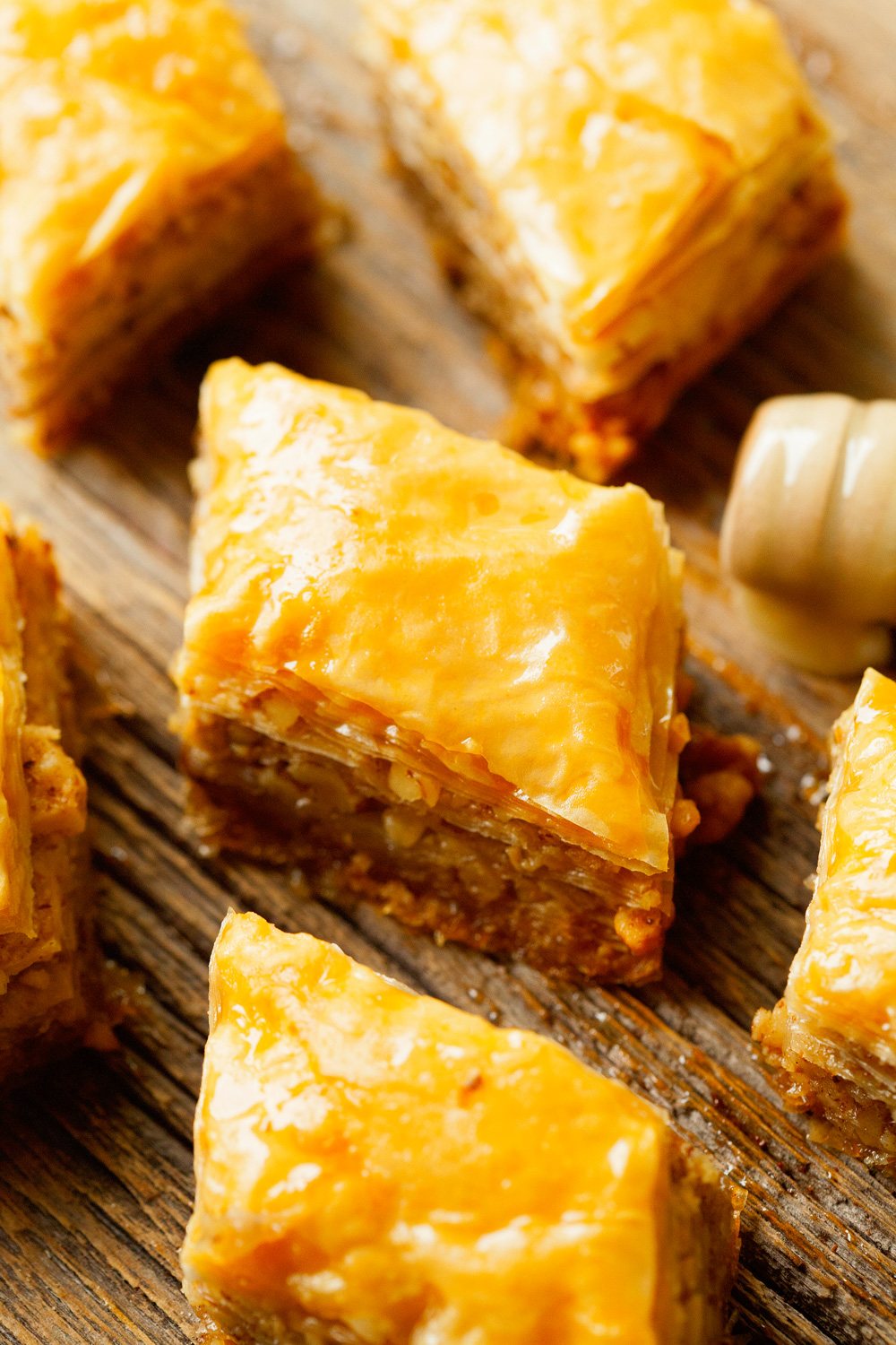 Honey Baklava