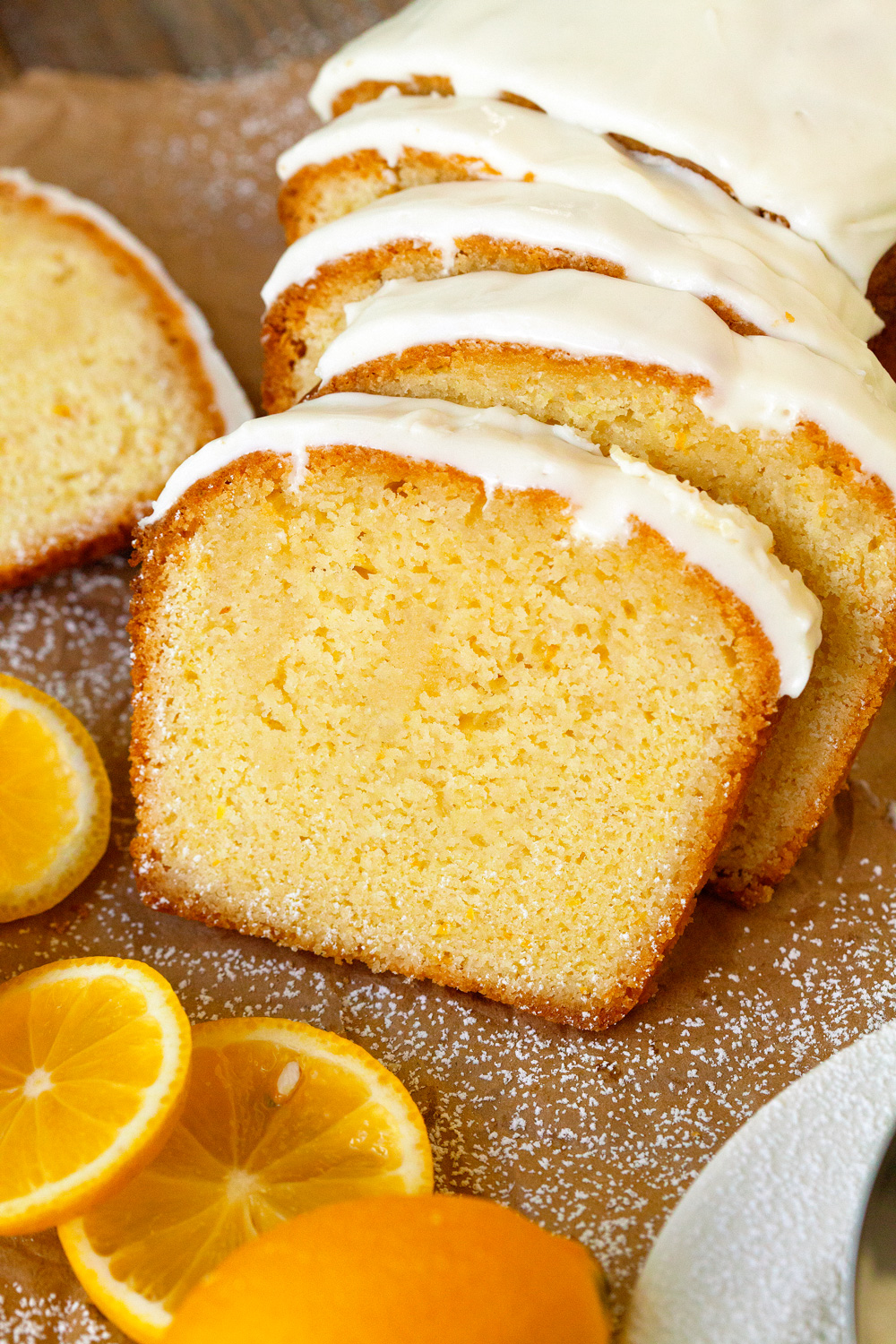Glazed Lemon Poke Cake
